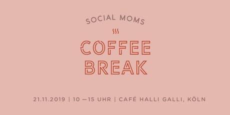 Social Moms Coffee Break Tickets