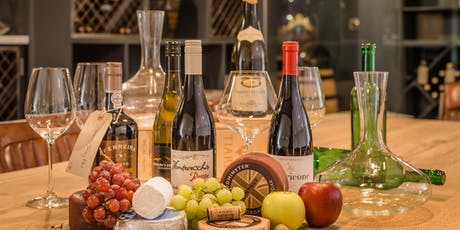 Cheese & Wine Tasting - The Wine Cellar King Street Townhouse tickets