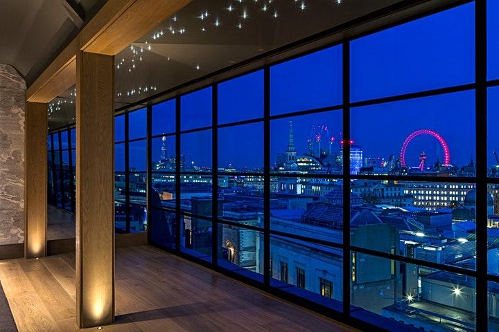 New Year's Eve at the Hampshire Penthouse, Leicester Square, London image