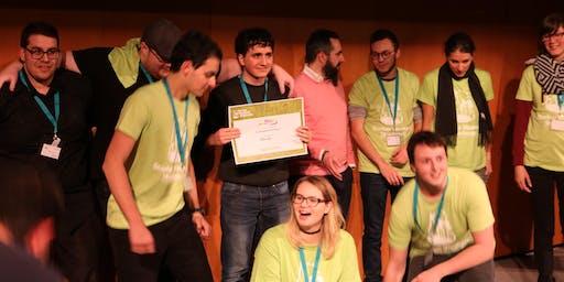 Startup Weekend Strasbourg 2019 : Pitchs et remise des prix !