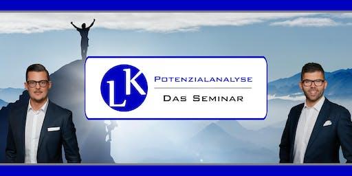 Unternehmer Potenzialanalyse - Das Seminar