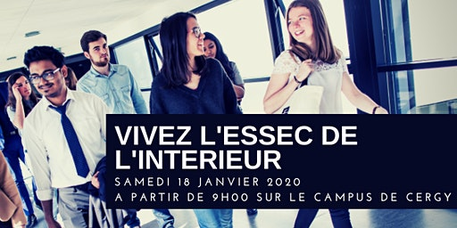 Journée Portes Ouvertes ESSEC 2020