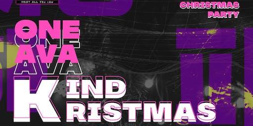 ONE AVA KIND CHRISTMAS - Avanade FY20 Christmas Party