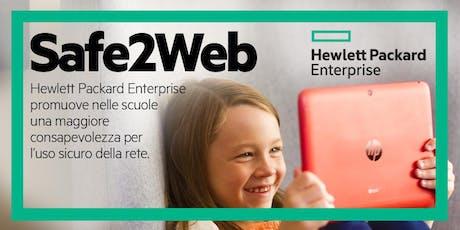 HPE Safe2Web - Cernusco Sul Naviglio 01/12/2019 biglietti