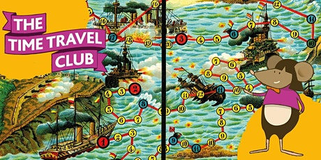 Time Travel Club: Fun in the files tickets