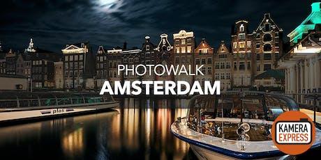 Photowalk Amsterdam Centrum tickets
