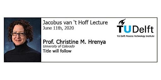 Van 't Hoff Lecture 2020