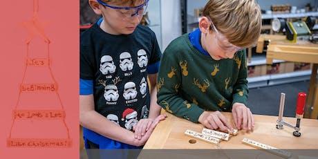Warrington Store - Children's Christmas Workshop tickets