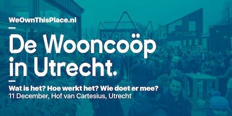 De wooncoöperatie in Utrecht tickets