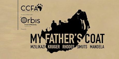 CCFA presents My Father's Coat sponsored by Orbis Investments tickets