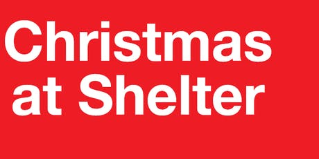 Christmas at Shelter tickets
