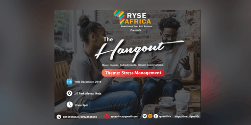 Ryse Africa Hangout