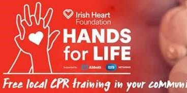 CPR 1 Hour Hands for life