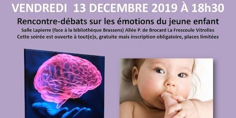 """""""LE CERVEAU DANS TOUS SES ETATS"""" : Découverte des neurosciences billets"""