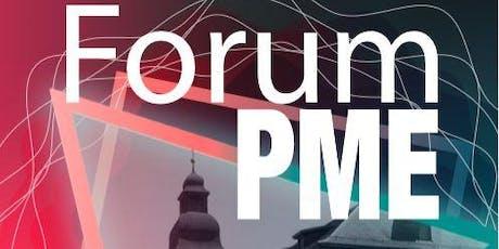 Forum PME, Espace Création, Sion billets