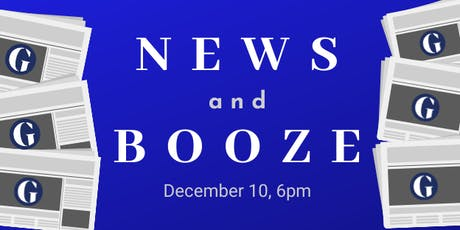 News and Booze #19: How NGOs can gain coverage in the Guardian tickets
