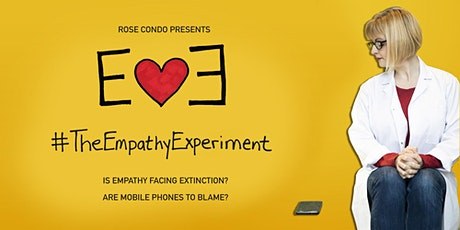 The Empathy Experiment tickets
