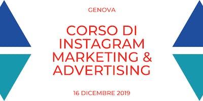 Corso di Formazione di Instagram Marketing e Advertising