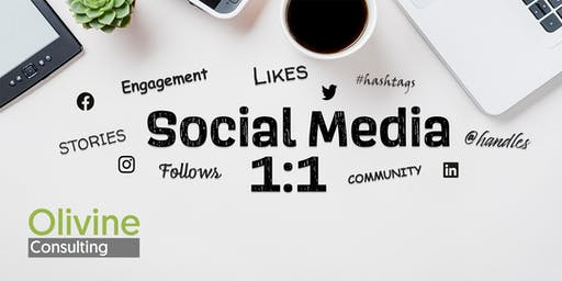 1:1 Social Media Surgery