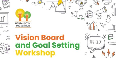 Vision Board and Goal Setting Workshop tickets