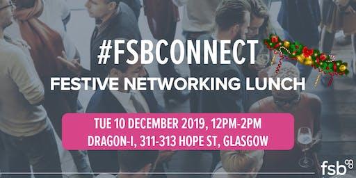 #FSBConnect Festive Networking Lunch Glasgow