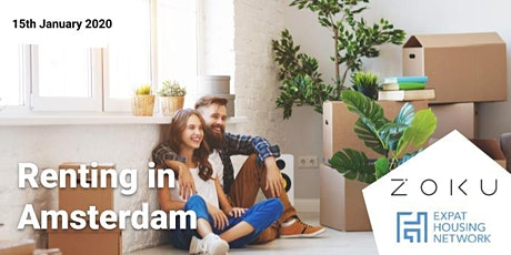 Renting in the Amsterdam Metropolitan Area tickets