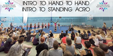Intro to Hand to Hand and Intro to Standing Acro tickets