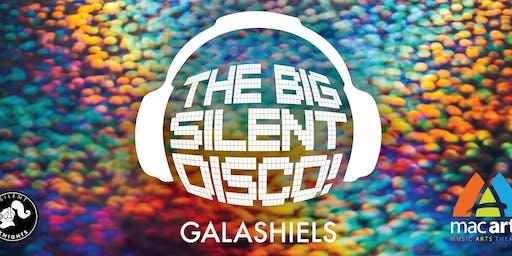 The BIG Silent Disco! - MacArts Galashiels