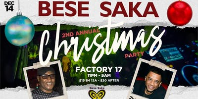 Bese Saka 2nd Annual Christmas Party