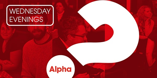 The Alpha Course (Wednesday Evenings)