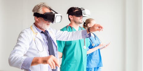Eindejaarsevent Gent: Extended Reality in Healthcare tickets