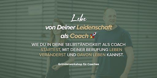 Gründerworkshop für Coaches