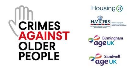 Crimes Against Older People tickets