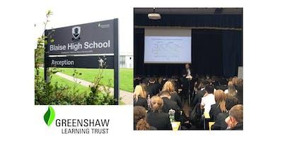 Joe Ambrose- Strengths Based Leadership at Blaise High School