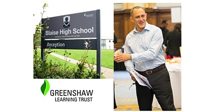 Will Smith (CEO of GLT)- Leading Educational Change at Blaise High School tickets