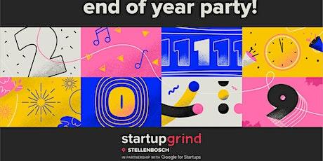 Startup Grind Stellenbosch Launch Party tickets