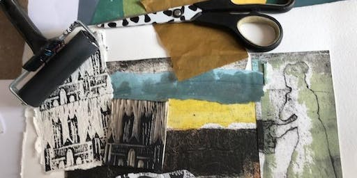 Collage & Printing Workshop