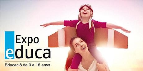 Expoeduca Barcelona 2020 entradas
