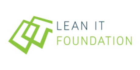 LITA Lean IT Foundation 2 Days Training in Mississauga tickets