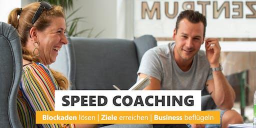 #7 SPEED COACHING - Deine Blockaden lösen | Deinem Ziel näher kommen | Dein Business beflügeln