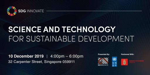 SDG Innovate: Science and Technology for Sustainable Development