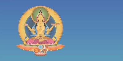 Buddha Prajnaparamita Empowerment and Retreat Day