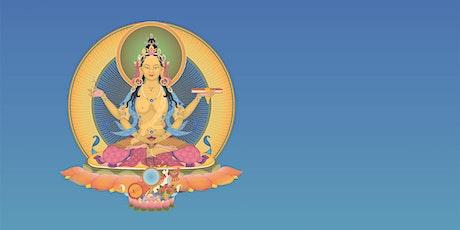 Buddha Prajnaparamita Empowerment and Retreat Day tickets