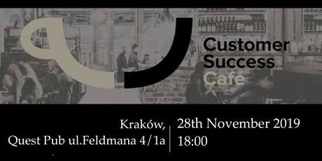 Customer Success Cafè Kraków - Churn Fighters! tickets