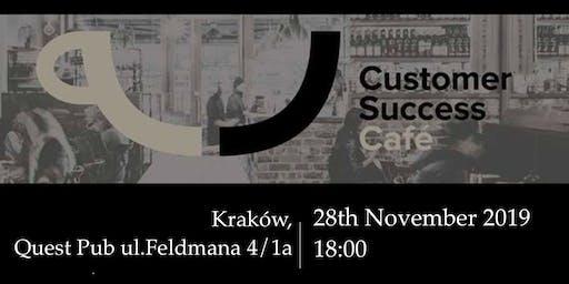 Customer Success Cafè Kraków - Churn Fighters!