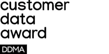 DDMA Customer Data Award Night 2020 tickets