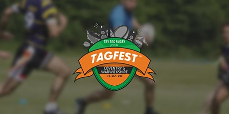 TagFest - Coventry & Warwickshire tickets