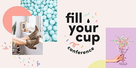 Fill Your Cup Conference tickets