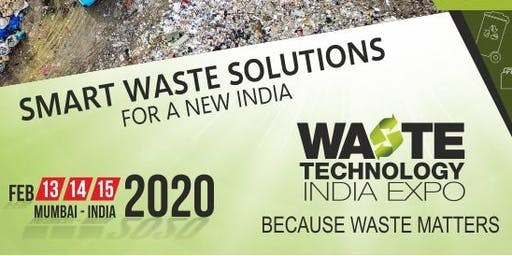 Waste Technology India Expo 2020