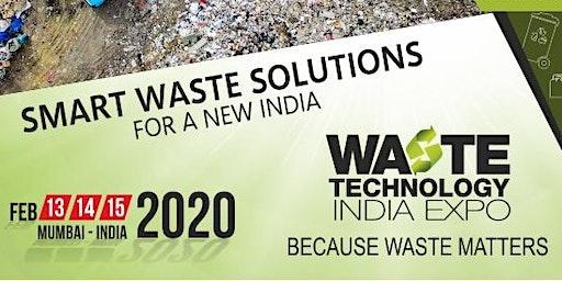 Waste Technology India Expo 2020